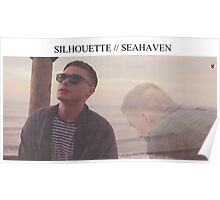 Seahaven // Silhouette Poster