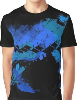 Lines and Curves Graphic T-Shirt