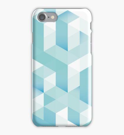 Colourful Cubes (multiple products) iPhone Case/Skin