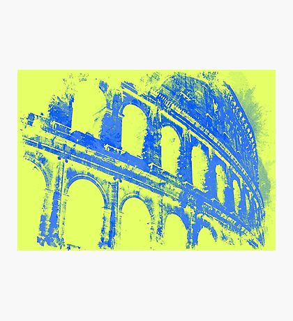 Roman Colosseum Photographic Print