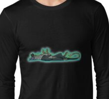 Trico - The Last Guardian Long Sleeve T-Shirt