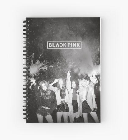 blackpink 13 Spiral Notebook