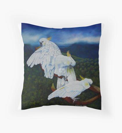 Cockatoo Lookout  Blue Mountains NSW Australia Throw Pillow