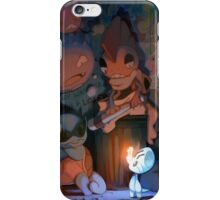 Wrong neighborhood iPhone Case/Skin