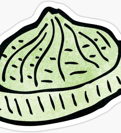 knitted hat cartoon Sticker