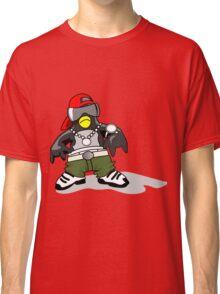 Hip Hipster Penguin Classic T-Shirt
