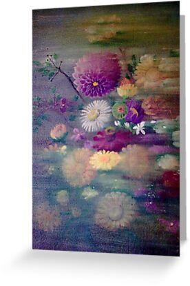 Flowers(from my childhood) by kseniako