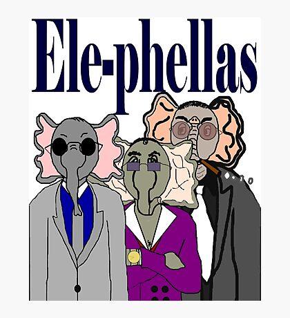 Ele-Phellas Photographic Print