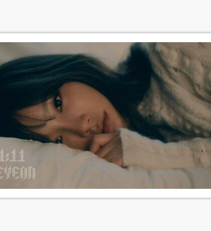 Taeyeon 11:11 Sticker