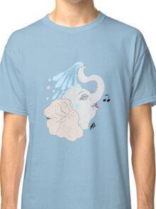 Elephant Shower Classic T-Shirt