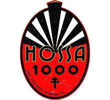 Hossa 1000 Photographic Print