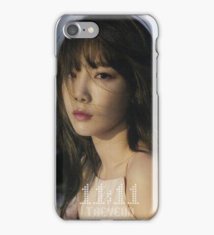 11:11 TAEYEON iPhone Case/Skin