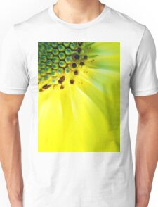 Standing Out in Yellow Unisex T-Shirt