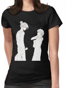 Tsubaki Womens Fitted T-Shirt