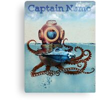 Captain Nemo Canvas Print