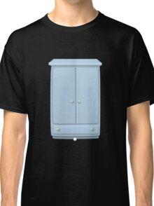 Glitch bag furniture cabinet powdered blue cabinet Classic T-Shirt