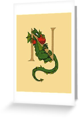 """Oscar and the Roses """"N"""" (Illustrated Alphabet) by Donna Huntriss"""