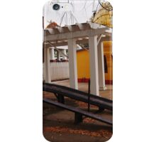 Antique Shell Shaped Shell Service Station iPhone Case/Skin