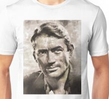 Gregory Peck Hollywood Actor Unisex T-Shirt