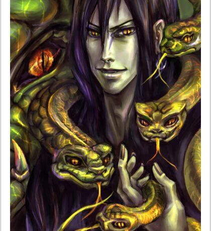 Serpent Lord Sticker