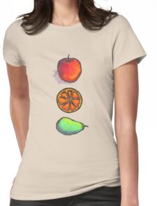 Fruit Salad Womens Fitted T-Shirt