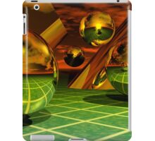 Noble Metal Worlds iPad Case/Skin