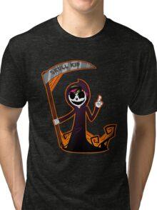 Skull Kid Tri-blend T-Shirt