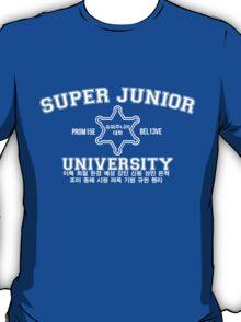 Super Junior University T-Shirt