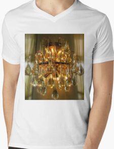 Light Within Mens V-Neck T-Shirt