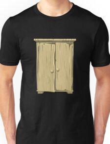 Glitch bag furniture cabinet wine cabinet Unisex T-Shirt