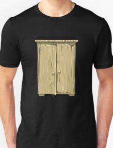 Glitch bag furniture cabinet wine cabinet T-Shirt