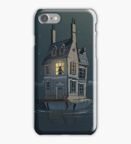 English House iPhone Case/Skin