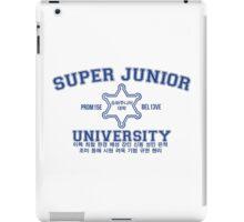 Super Junior University iPad Case/Skin