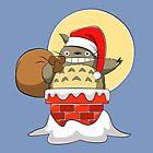 My Neighbor Santa by sirwatson