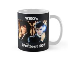 Sherlock & The Doctor  Mug