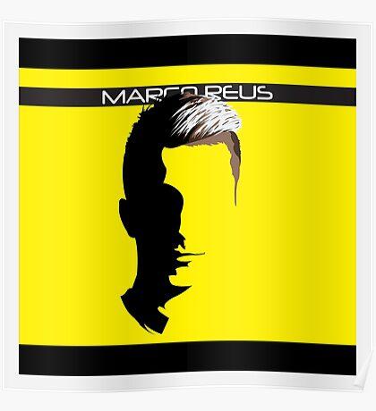 Marco Reus - Borussia Dortmund Poster