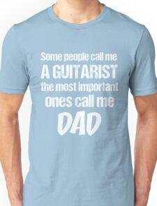T-Shirt Funny Definition Guitarist Dad Unisex T-Shirt