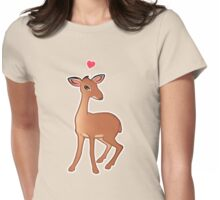 Dik-dik Love Womens Fitted T-Shirt