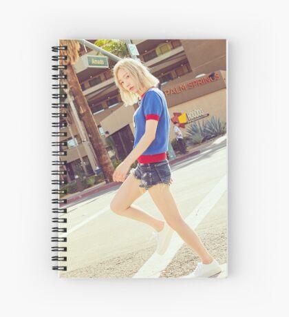 taeyeon starlight Spiral Notebook