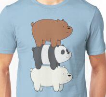 We Bare Bears Unisex T-Shirt