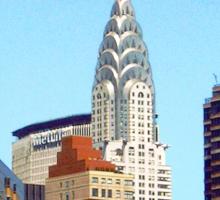 The Chrysler Sticker
