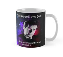 Deep and Lovely Dark Mug