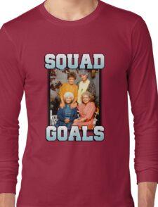 Golden Girls Squad Goals Long Sleeve T-Shirt