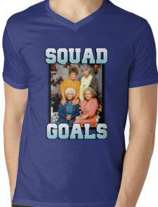 Golden Girls Squad Goals Mens V-Neck T-Shirt
