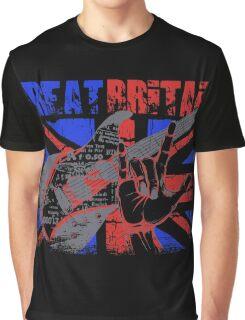 Britian Rock's Graphic T-Shirt