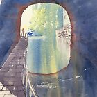 Skipton Canal Revisited by Glenn Marshall
