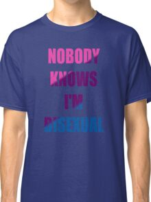 Bisexual Classic T-Shirt