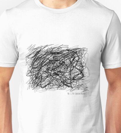 No 5, 1948- Jackson Pollock Unisex T-Shirt