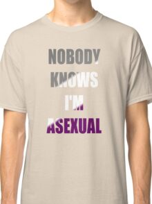 Asexual Classic T-Shirt