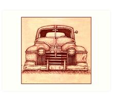 Nineteen Forty-One Olds Art Print